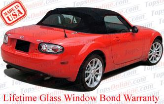 Convertible Tops & Accessories:2006 thru 2015 Mazda Miata MX5 & MX5 Eunos