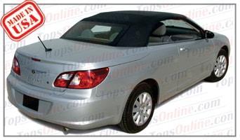 Chrysler Sebring Lx Touring Limited