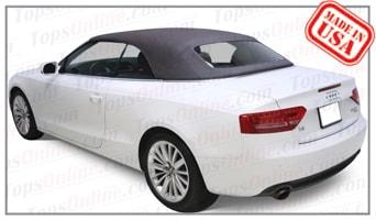 Convertible Tops & Accessories:2010 thru 2017 Audi A5, A5 Quattro & S5 Cabriolet