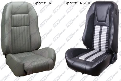 Seat Covers (Factory Style):Sport Seat Kits 1992 and 1993 Mustang