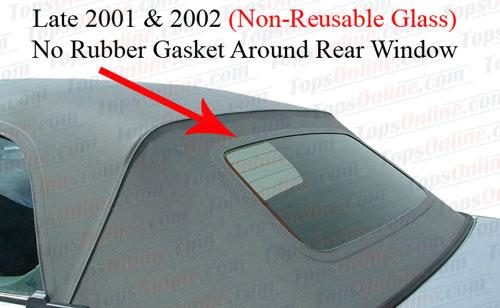 Convertible Top With Heated Defroster Gl Window Options