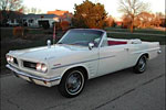 Convertible Tops & Accessories:1962 and 1963 Pontiac Lemans & Tempest