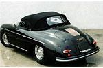 Convertible Tops & Accessories:1957 and 1958 Porsche 356A Speedster