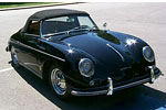 Convertible Tops & Accessories:1958 and 1959 Porsche 356A Convertible-D