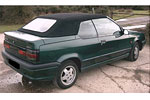 Convertible Tops & Accessories:1988 thru 2000 Renault R19 Cabriolet