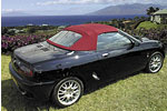 Convertible Tops & Accessories:1996 thru 1998 Rover MG