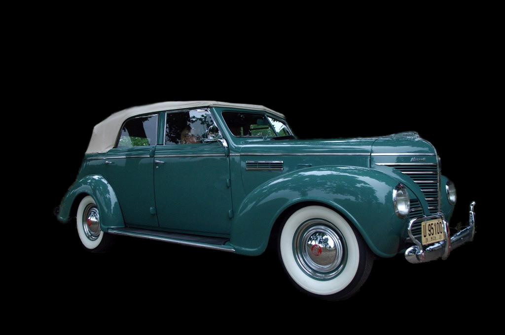 Convertible Tops & Accessories:1939 Plymouth Deluxe 2 Door Convertible Coupe