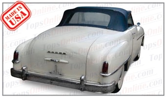 Convertible Tops & Accessories:1950 and 1951 Dodge Wayfarer Sportabout Roadster