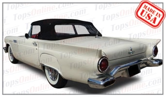 Convertible Tops & Accessories:1955 thru 1957 Ford Thunderbird & T-Bird