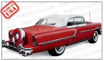 Convertible Tops & Accessories:1955 and 1956 Mercury Custom & Montclair