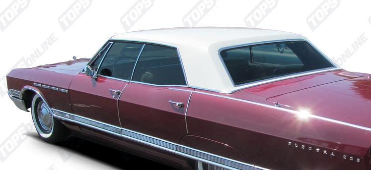 Landau Tops:1962 thru 1987 Buick Electra