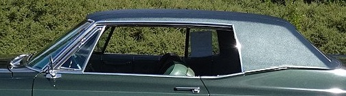 Landau Tops:1959 thru 1993 Cadillac Coupe DeVille