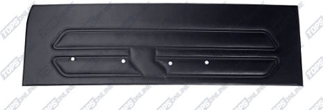 Door Panels:1969 Ford Mustang Coupe, Convertible, SportsRoof