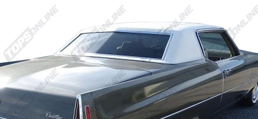 Landau Tops:1962 thru 1992 Cadillac DeVille