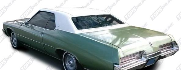 Landau Tops:1971 thru 1975 Buick Centurion