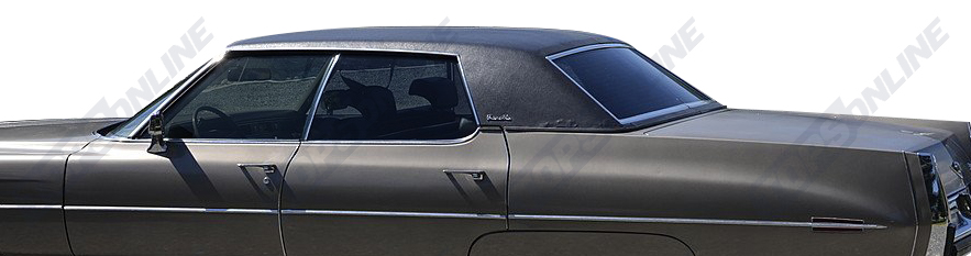 Landau Tops:1965 thru 1991 Cadillac Sedan DeVille