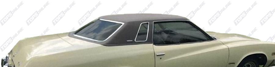 Landau Tops:1973 thru 1987 Buick Century