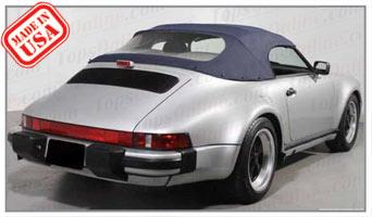 Convertible Tops & Accessories:1989 Porsche 911 Speedster