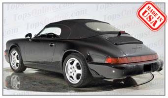 Convertible Tops & Accessories:1992 thru 1994 Porsche 911 Carrera 2 Speedster