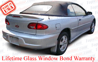 Convertible Tops & Accessories:1998 thru 2000 Chevy Cavalier & Cavalier Z24