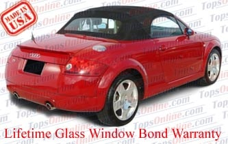 Convertible Tops & Accessories:1999 thru 2006 Audi TT & TT Quattro Roadster