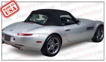 Convertible Tops & Accessories:2000 thru 2003 BMW Z8 Roadster (E52 Body)