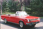 Convertible Tops & Accessories:1964 thru 1967 AMC American 440 & American Rogue