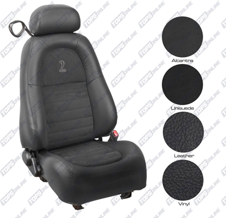 Seat Covers:2001 Ford Mustang Cobra (Convertible and Coupe)
