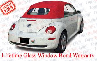 Convertible Tops & Accessories:2003 thru 2011 Volkswagen New Beetle & Beetle Cabrio