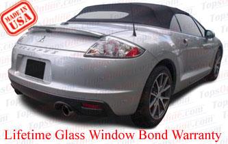 Convertible Tops & Accessories:2006 thru 2012 Mitsubishi Eclipse Spyder, GS & GT
