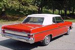 Convertible Tops & Accessories:1964 & 1965 AMC Ambassador 990 & Classic 770