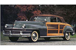 Convertible Tops & Accessories:1946 thru 1948 Chrysler New Yorker, New Yorker TC, Windsor & Windsor TC
