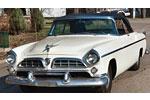 Convertible Tops & Accessories:1955 Chrysler New Yorker & Windsor Deluxe
