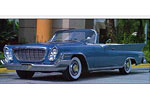 Convertible Tops & Accessories:1960 thru 1961 Chrysler 300, New Yorker, Newport & Windsor