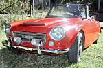 Convertible Tops & Accessories:1965 thru 1967 Datsun Fairlady SPL311 1600 (Low Windshield)