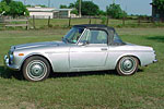 Convertible Tops & Accessories:1968 and 1969 Datsun Fairlady SPL311 1600 & SRL311 2000