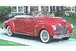 Convertible Tops & Accessories:1940 thru 1942 Desoto Custom 2 Door Convertible