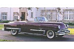 Convertible Tops & Accessories:1953 and 1954 Desoto Firedome 2 Door Convertible
