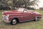 Convertible Tops & Accessories:1949 thru 1952 Dodge Coronet 2 Door Convertible