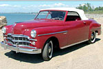 Convertible Tops & Accessories:1950 thru 1951 Dodge Wayfarer 2 Door Convertible