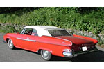 Convertible Tops & Accessories:1960 and 1961 Dodge Dart Phoenix & Polara