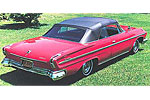 Convertible Tops & Accessories:1962 Dodge Dart 440 & Polara 500 (B Body)