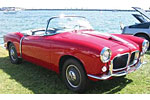 Convertible Tops & Accessories:1957 and 1958 Fiat 1100 & 1200 TV