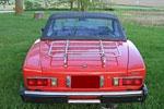 Convertible Tops & Accessories:1967 thru 1979 Fiat 124 Spider (1600, 1800 & 2000)