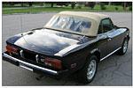 Convertible Tops & Accessories:1979 thru 1985 Fiat 124 Spider 2000 & Pininfarina