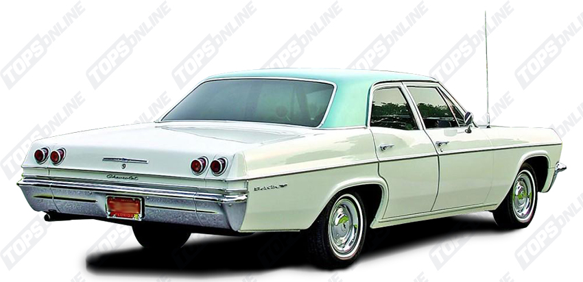 Landau Tops:1965 thru 1968 Chevrolet Bel Air