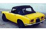 Convertible Tops & Accessories:1966 thru 1970 Honda S800