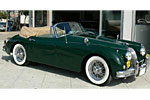 Convertible Tops & Accessories:1958 thru 1961 Jaguar XK150 Drophead