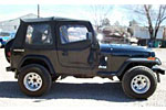 Convertible Tops & Accessories:1986 and 1987 Jeep Wrangler
