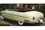 Rubber Weather Seals:1949 thru 1951 Lincoln Cosmopolitan 2 Door Convertible